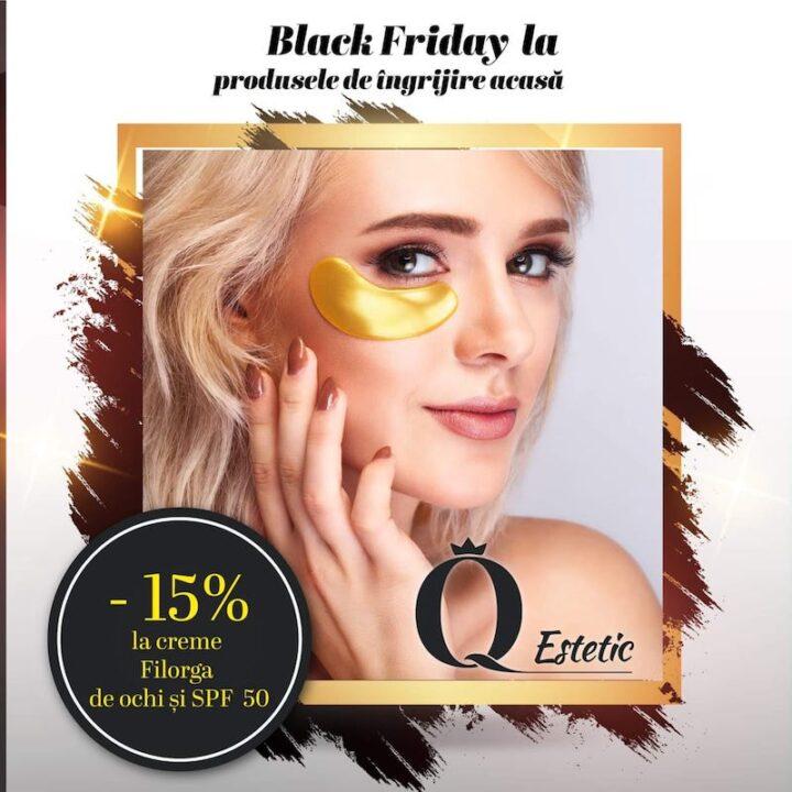 -15% la creme Filorga de ochi și SPF 50